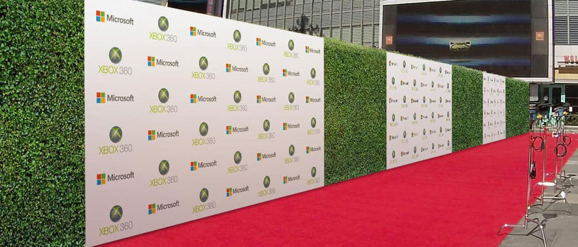 Step and Repeat LAStep and Repeat LA | Backdrops for Red Carpet Events