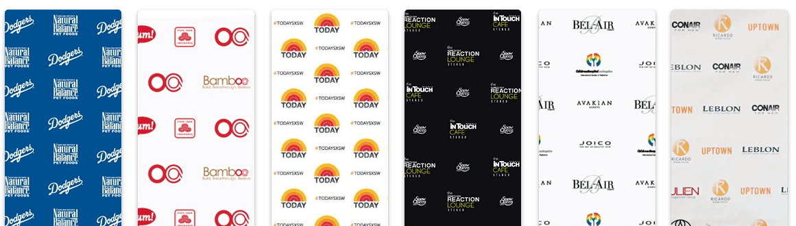 Step and Repeat Designs