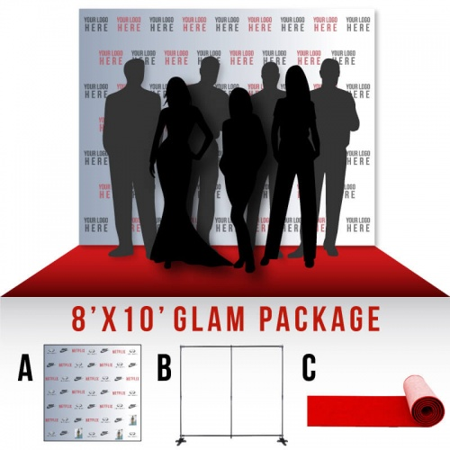 8x10 glam package
