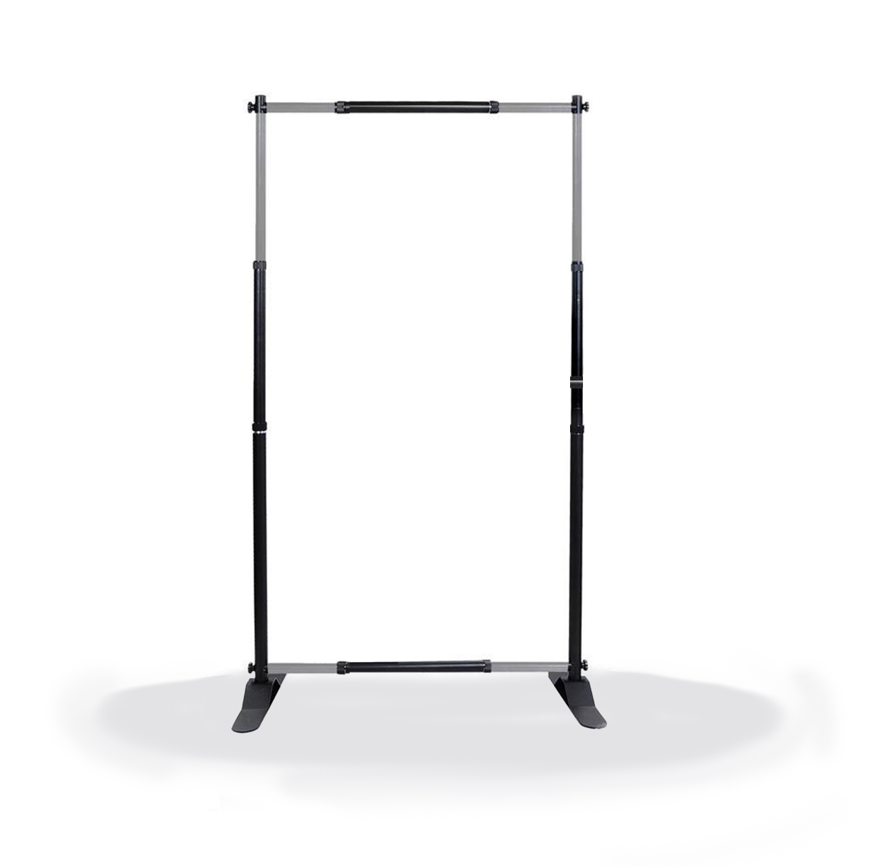 8 x 4 telescoping banner stand