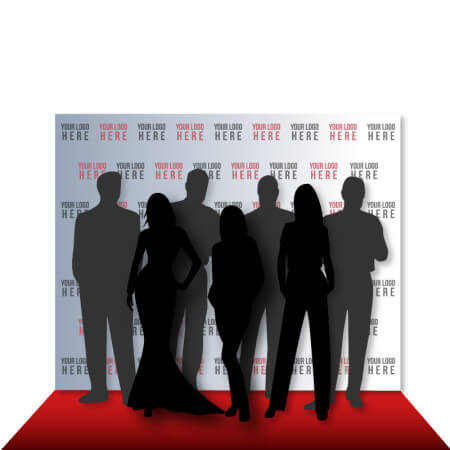 8x10 Step and Repeat