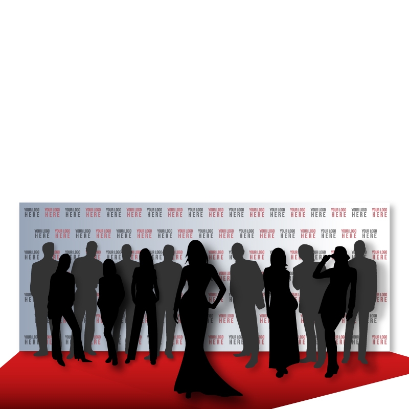 8 X 20 Step And Repeat