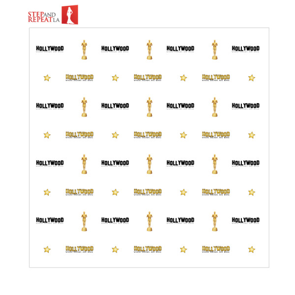 8 X 8 Themed Step And Repeat Banner Rentalstep And Repeat La