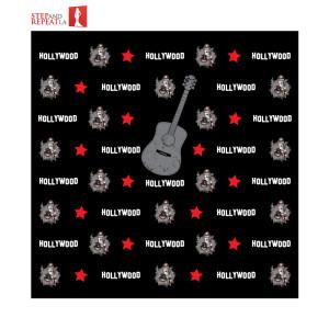 Hollywood Music Banner Rental