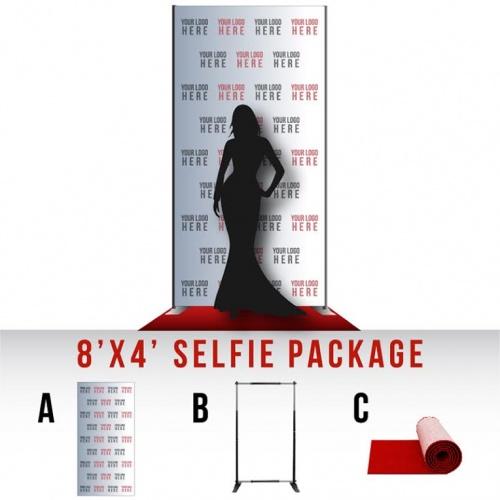 8x4 Selfie Package