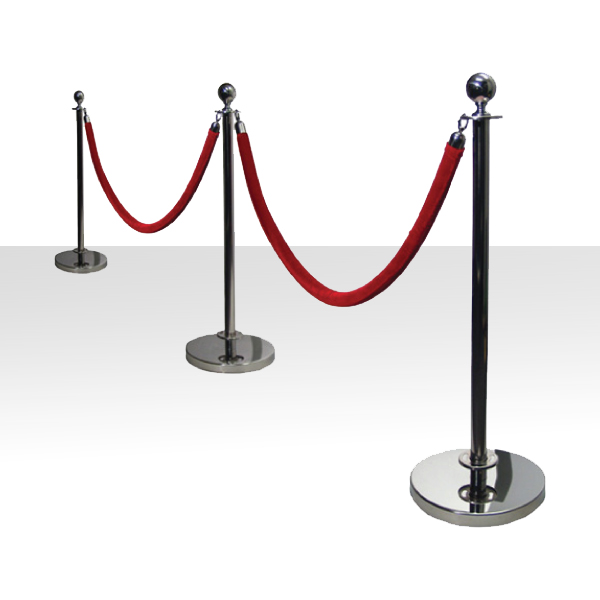 Stanchions For Sale >> Stanchions And Rope Brass Or Silver Easily Order Online