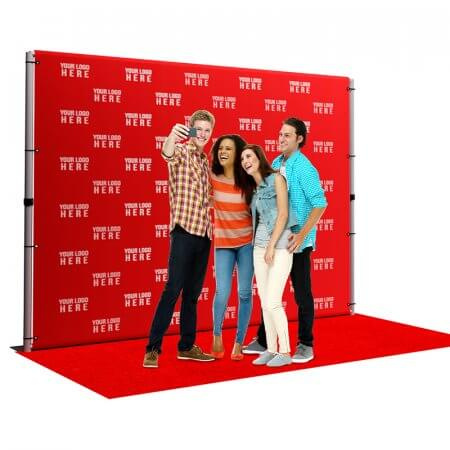 8x10 pipe and base backdrop