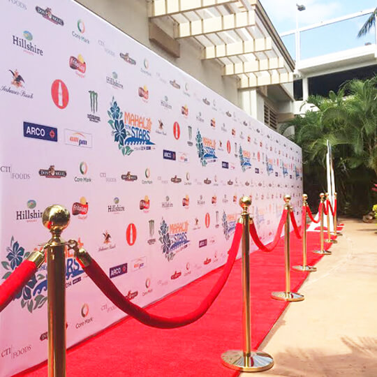 20 Step And Repeat Backdrop From Step And Repeat La