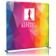 Fabric Stretch Display 8' colorful backdrop
