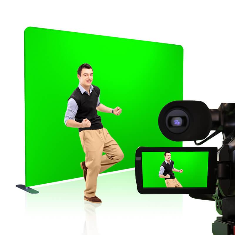 Green Screen Display