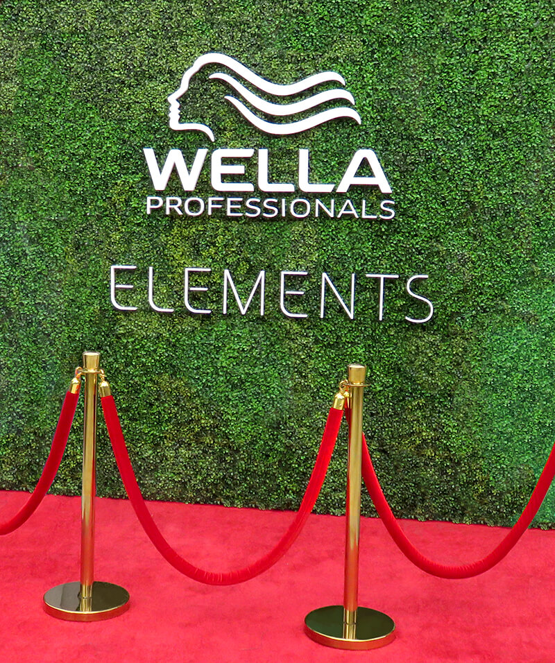 Living Wall Artificial Shrub Walls Step And Repeat