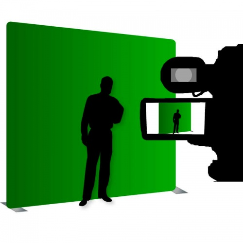 Green Screen Display