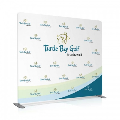 8' x 8' Fabric Stretch Display