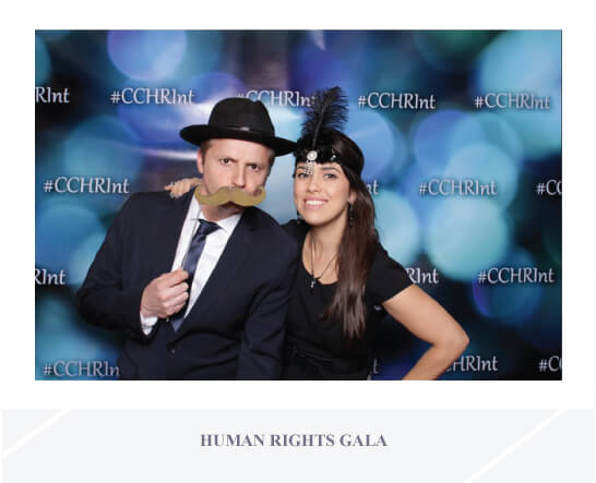 Photo Booth-Human Rights Gala