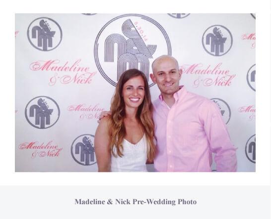 Photo Booth-Madeline and Nick Wedding