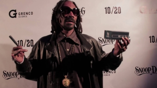 Snoop Dogg's Birthday at the Roxbury in Hollywood