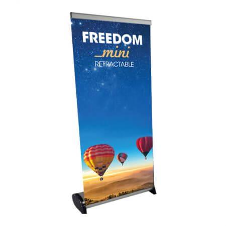 freedom mini retractable