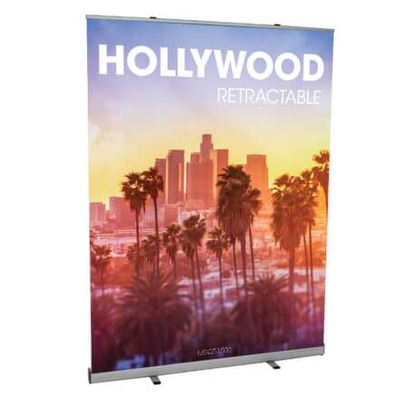 Hollywood Retractable Backdrop