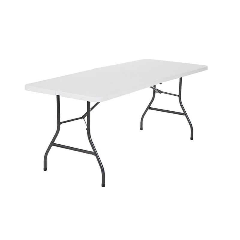 Table rental in LA - White