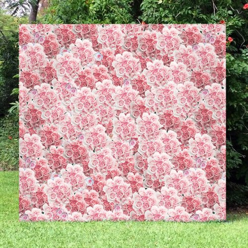 Floral Rental Backdrop