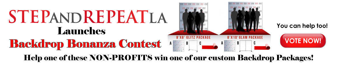 Vote now! Backdrop Bonanza Contest!