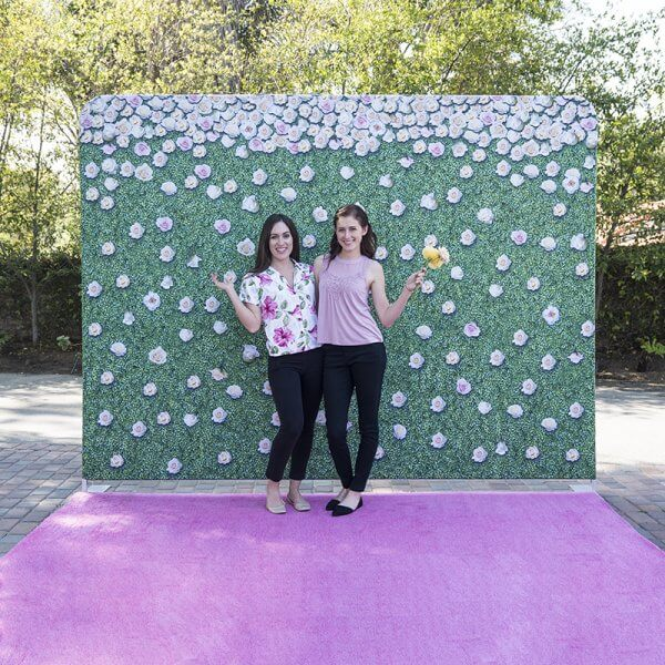 Reversible Backdrop Rentals