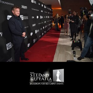 This huge media wall was created by our team for for Sean Penn's Haitian Relief Organization.