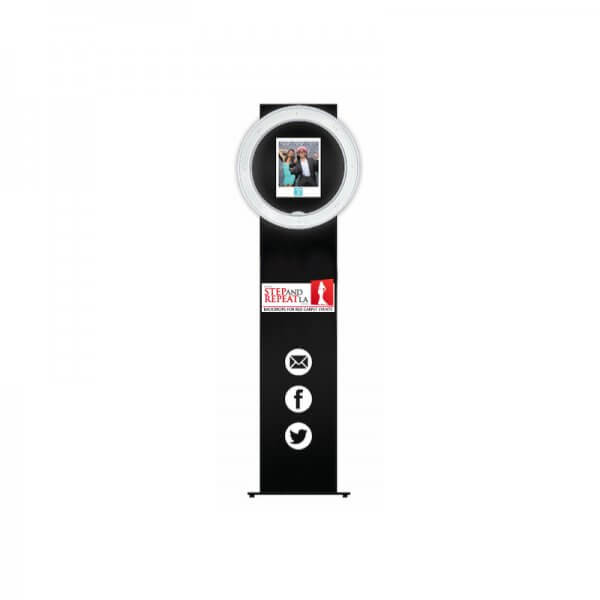 Branded Open Air Photo Booth Offer