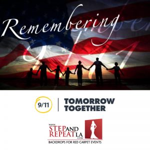 We're helping transform #911Day from a day of tragedy into a day of doing good.