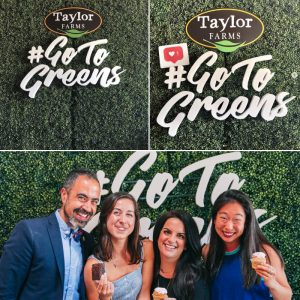 Taylor Farms #GoToGreens