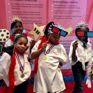 #ColgateBrightSmiles kids awards