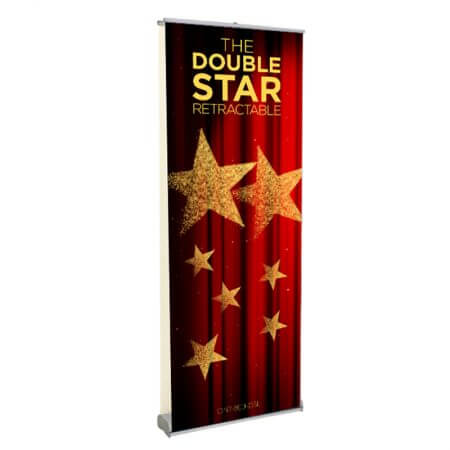 double star retractable