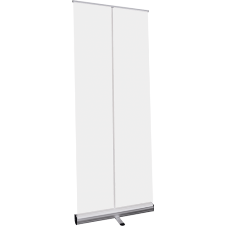 retractable banner stand hollywood lite