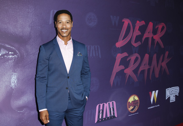 Premiere of Dear Frank and our 20' media wall!