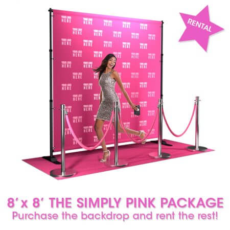 The Simply Pink Package