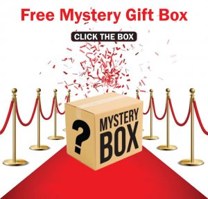 step and repeat la free mystery gift box