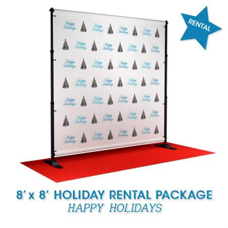 Happy Holidays rental package