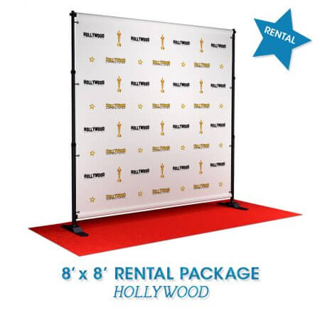 Hollywood Awards Rental Package