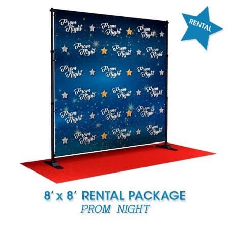 Prom Night rental package
