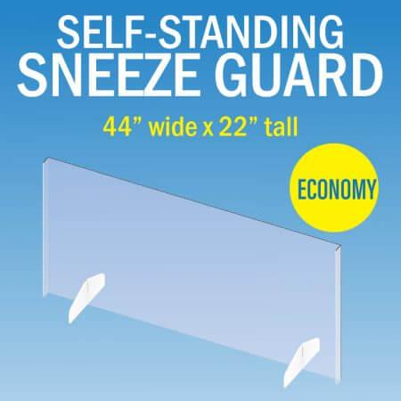 sneeze guard protector