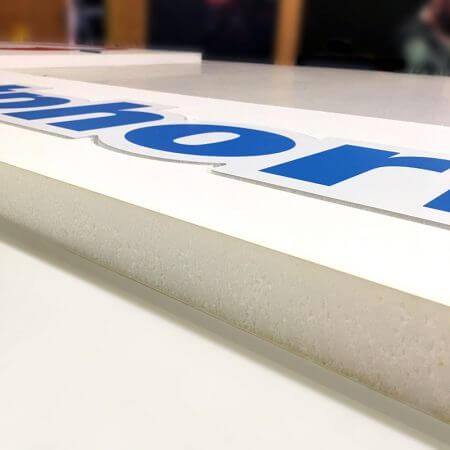 pool cutout foam