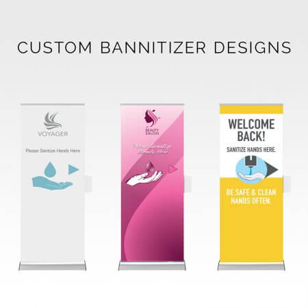 custom bannitzer designs