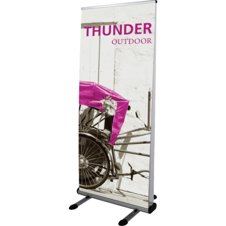 Thunder Outdoor Retractable Double-SIded