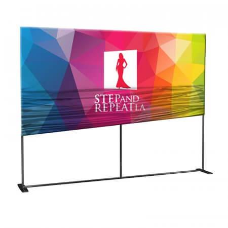 8x10 wrinkle master fabric stretch display backdrop